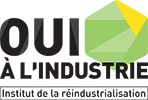 Oui à l'industrie ! Logo