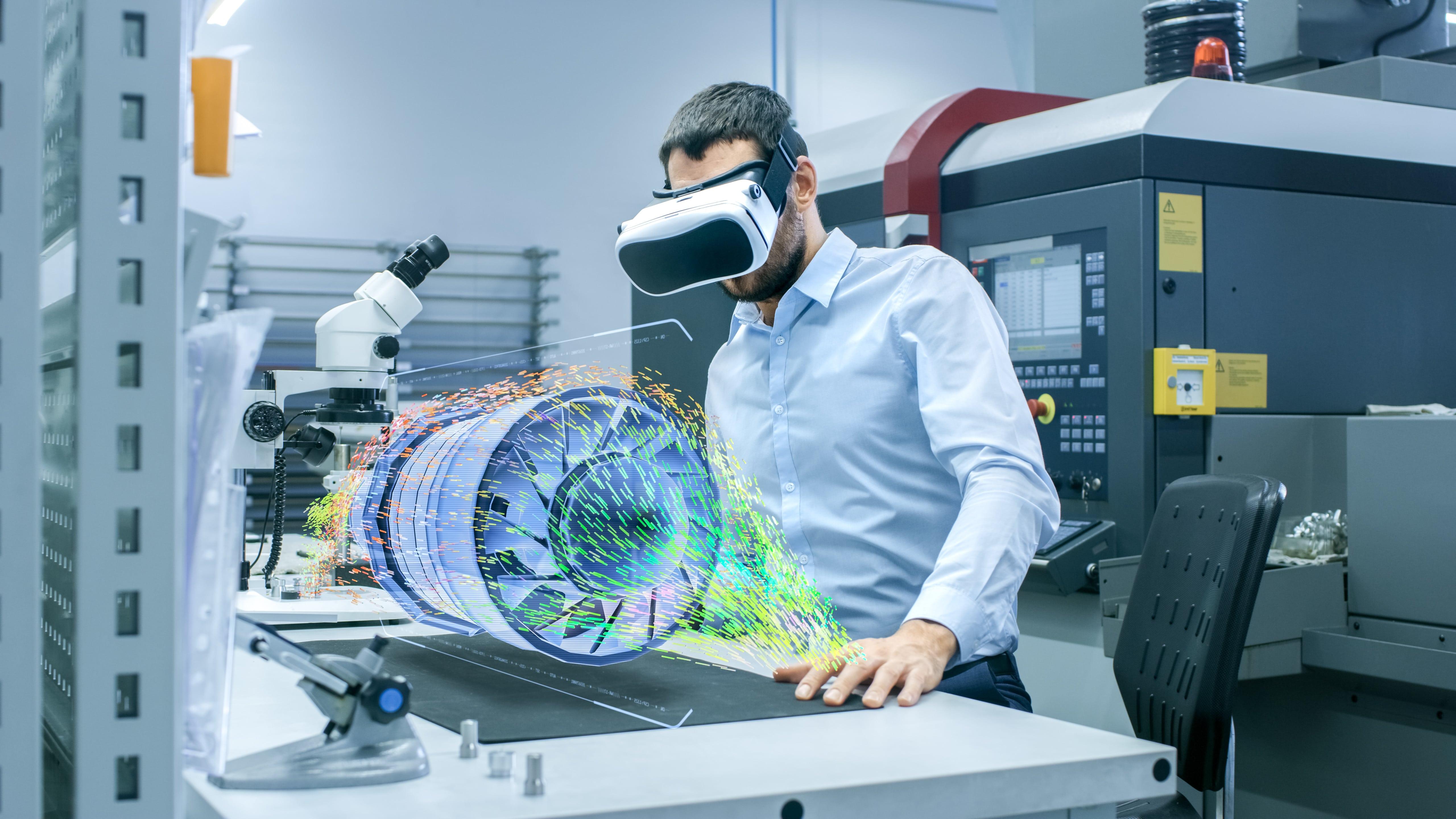 Consultez le livre blanc «Enseigner l'industrie du futur» de l'Institut de la réindustrialisation